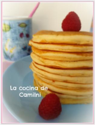 Tortitas caseras (La cocina de Camilni)