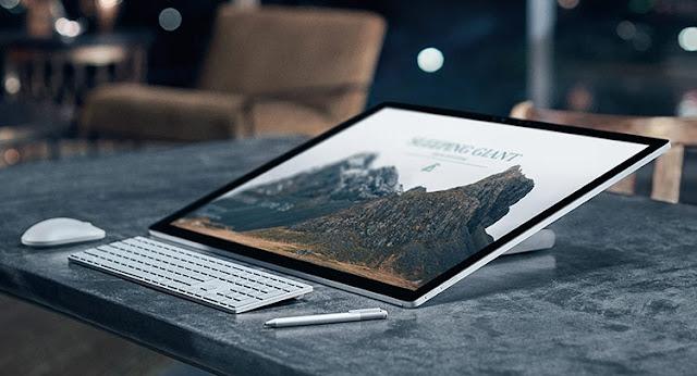 Microsoft Surface Studio превращается в планшет