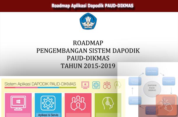 Roadmap Aplikasi Dapodik PAUD-DIKMAS