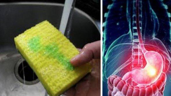 Pericol: daca iti speli vasele in acest fel, trebuie sa fii foarte atent!