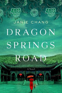 Cover of Book of the Month: May –  Dragon Spring Road