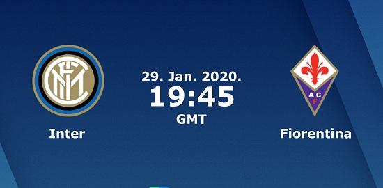 البث المباشر : انتر ميلان وفيورنتينا internazionale vs fiorentina kora online مشاهدة مباراة انتر ميلان وفيورنتينا بث مباشر yalla shoot يلا شوت الجديد حصري اون لاين لايف اليوم 29-01-2020 في كأس إيطاليا