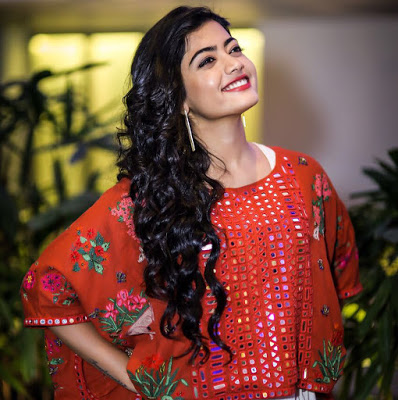 Rashmika Mandanna HD  Wallpapers