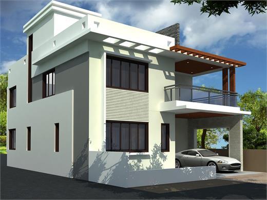 Uruli Kanchan Row House Designs