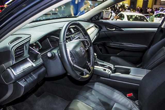 Honda Civic 2017 công bố giá bán tại Việt Nam xe honda civic 2017 moi