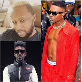 Singer, Tony Tetuila And Ghanaian Tic Tac, Sues Wizkid With #30m Lawsuit