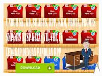 Unduh SK, KD, Silabus, RPP, KKM, Prota, Promes SMP/MTs KTSP Kelas VII, VIII, IX Lengkap dengan Panduan RPP