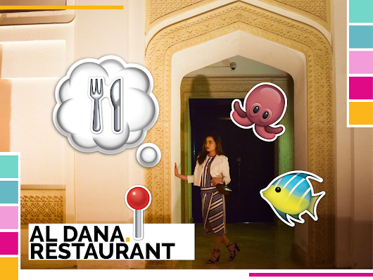 An Ariel Moment: Al Dana Restaurant, Sharq Village & Spa Review