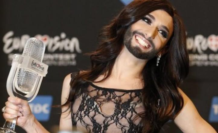 Conchita Wurst pénisz van