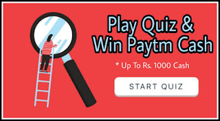 Play And Earn Paytm Cash