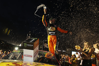 #Winner Martin Truex Jr. – Monster Energy #NASCAR Cup Series