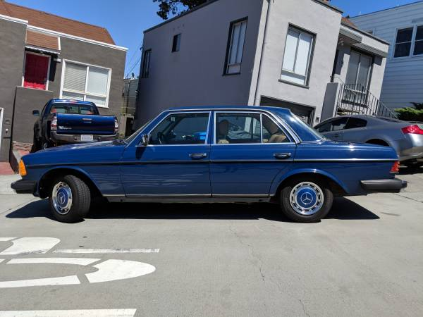 Daily Turismo West Coast Contender 1983 Mercedes 240d