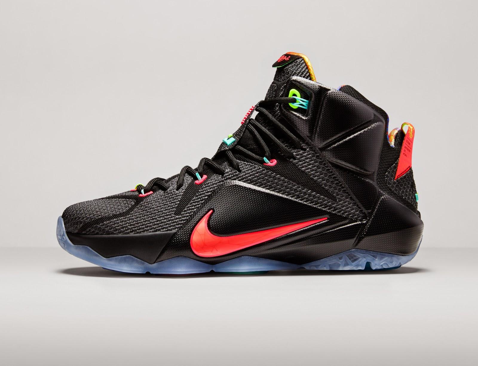 Nike Basketball Team Shoes