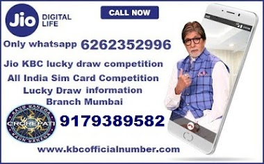 KBC HEAD OFFICE NUMBER 6262352996 KBC OFFICIAL | KBC Lottery 2021