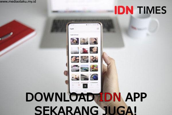 Download IDN App Sekarang Juga! Aplikasi Berita Terlengkap #AdadiIDN