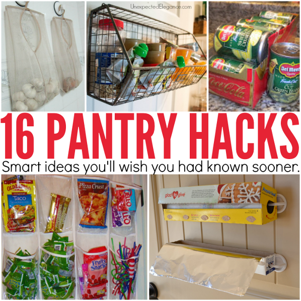 Shoe Organization Hacks: DIY Home Sweet Home: 16 Pantry Organizing Hacks