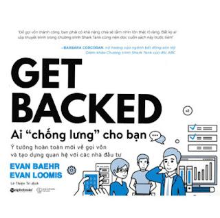 """Ai """"Chống Lưng"""" Cho Bạn - Cuốn sách này sẽ giải mã cho bạn một trong những phần đáng sợ nhất khi khởi nghiệp: gọi vốn (Tặng Notebook tự thiết kế) ebook PDF EPUB AWZ3 PRC MOBI"""