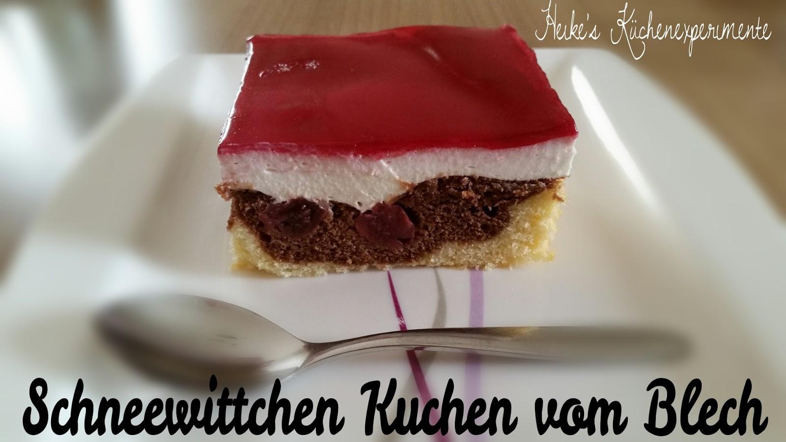 Heike S Kuchenexperimente Schneewittchen Kuchen