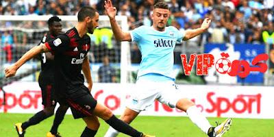موعد مباراة ميلان ولاتسيو نصف نهائى كأس ايطاليا