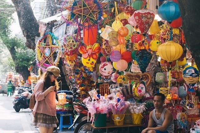 How do Asian countries organize the Mid-Autumn Festival?
