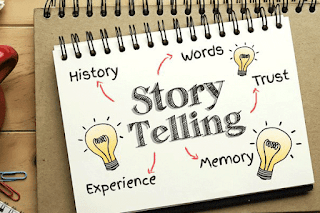 story telling video