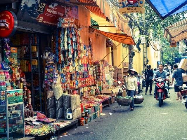 Ha Noi old town - an attractive destination
