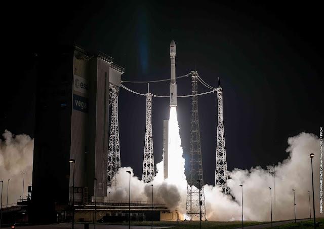 foguete Vega