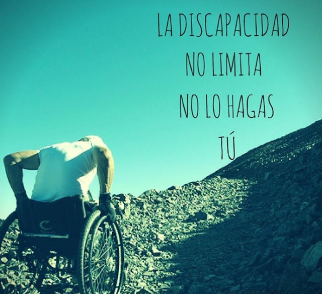 Personas con discapacidad neuromotora
