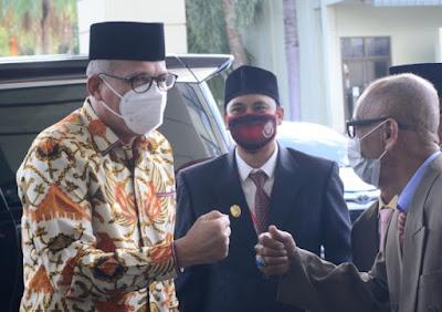 Advokat Nasrullah Abdurrahman, SH. Mendapat Kepercayaan Sebagai Ketua Panitia Pelaksana Advokat