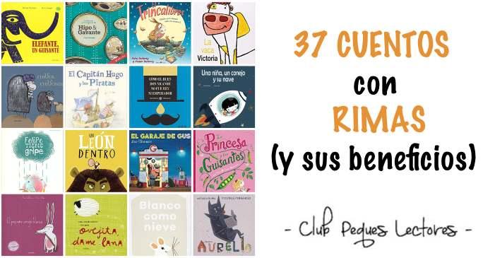 cuentos y libros infantiles rimados con rimas ayuda adquisición lenguaje