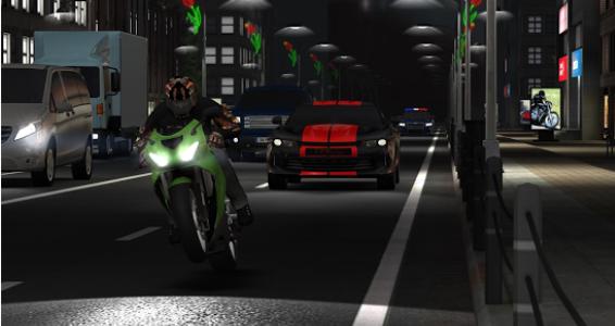 Racing Fever: Moto v1.2.4 Mod Money Terbaru