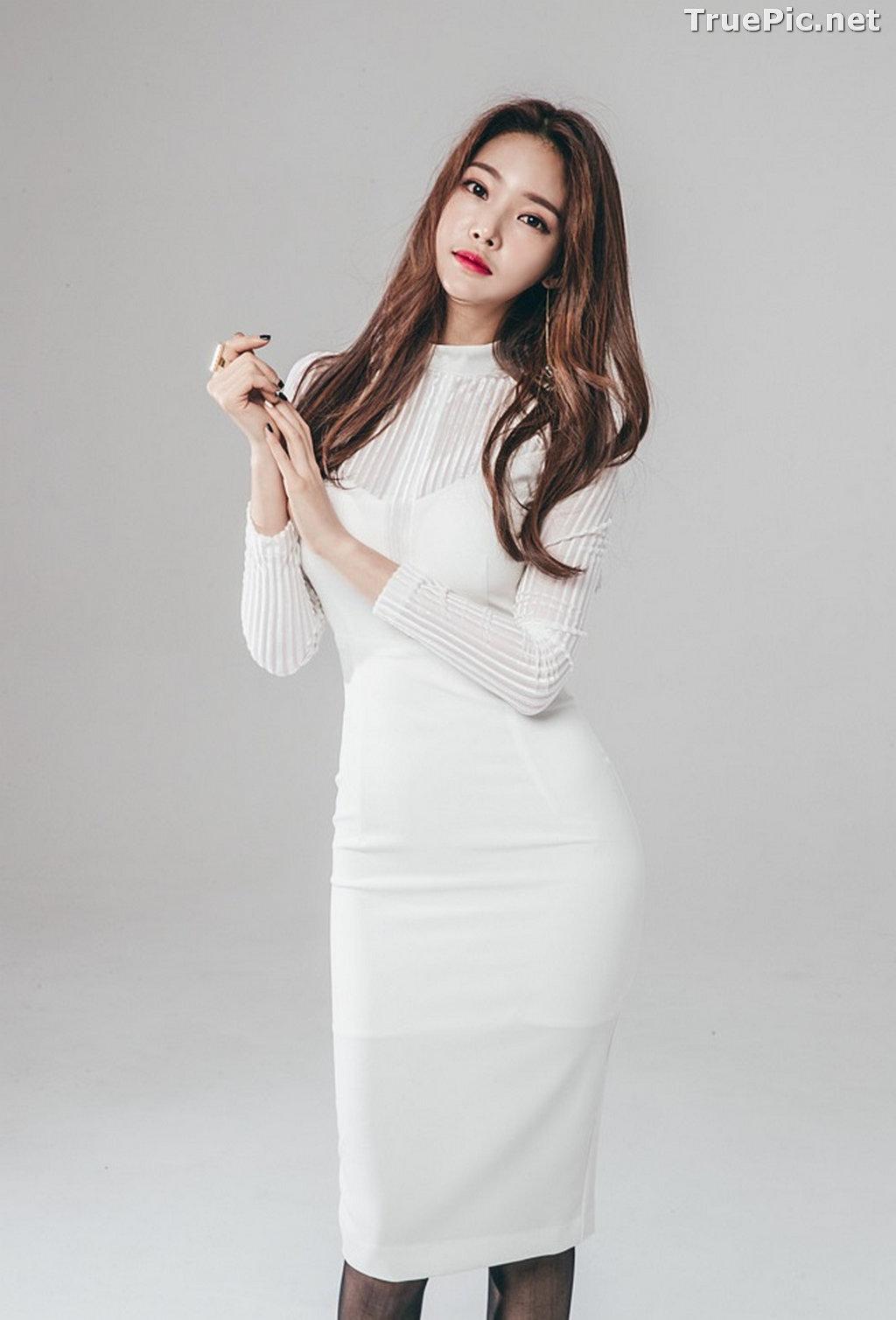 Image Korean Beautiful Model – Park Jung Yoon – Fashion Photography #11 - TruePic.net - Picture-49