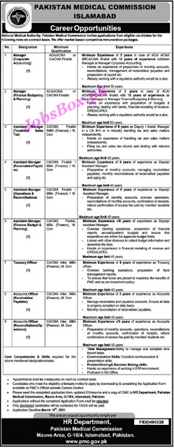 pmc-jobs-2021-application-form-pakistan-medical-commission