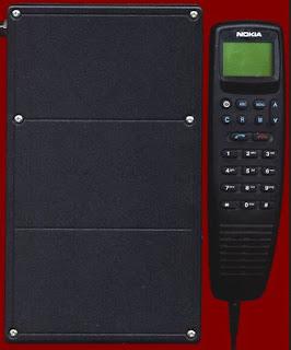 Nokia 6050 tahun 1991