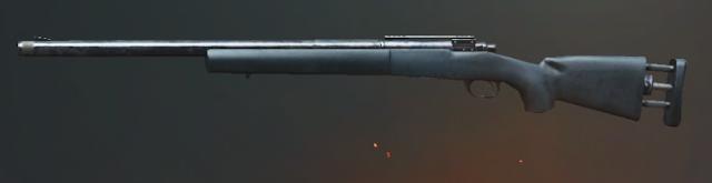 pubg mobile guns