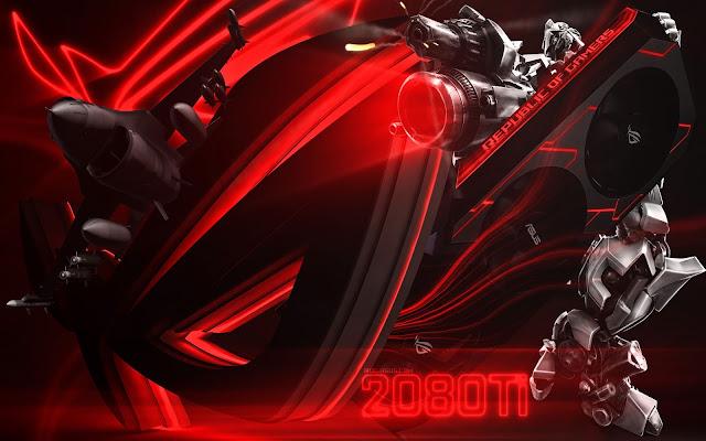 Placa de Vídeo Asus ROG Matrix 2080 Ti