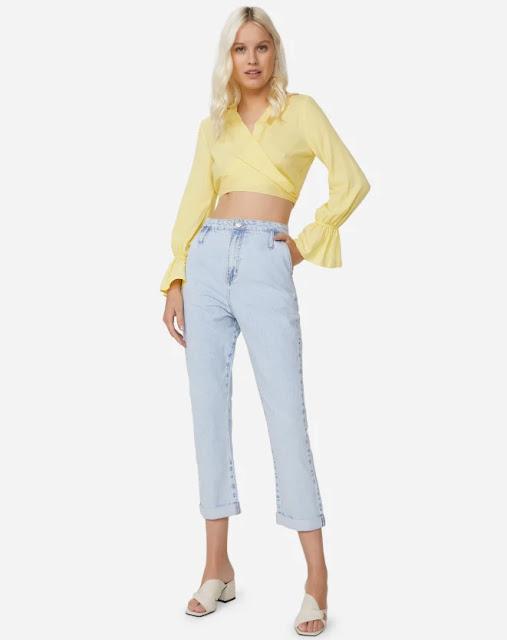 Como inovar no look com calça jeans