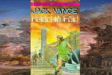 Jack Vance Haldokló Föld könyv bemutatás