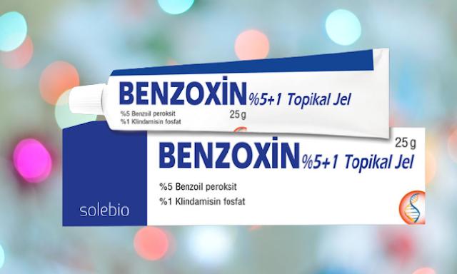 benzoxin fiyat