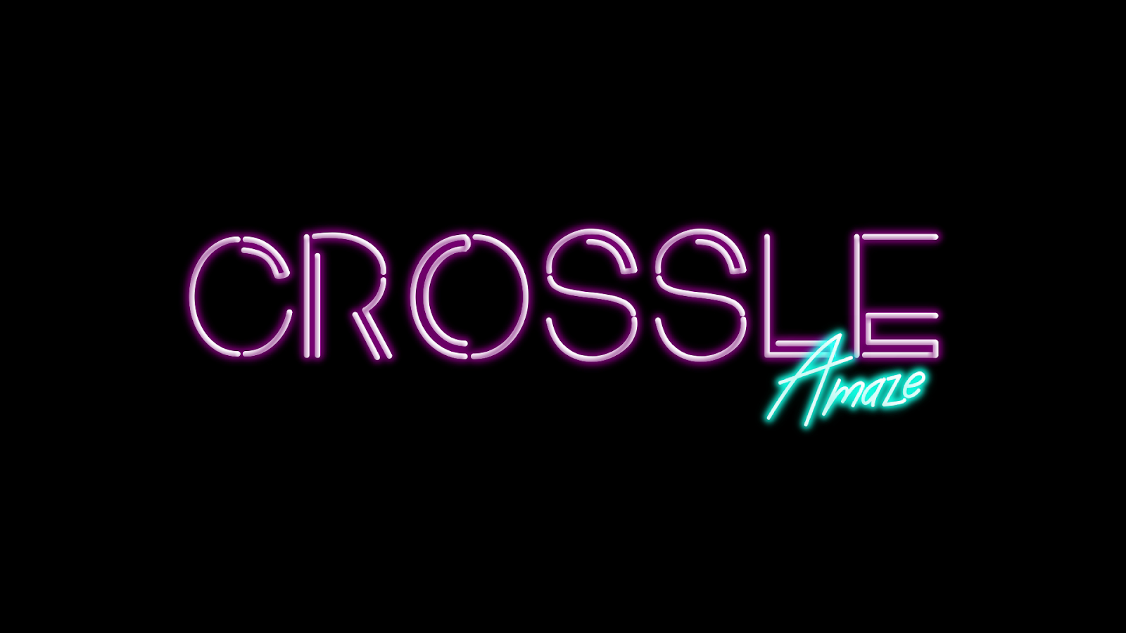 make neon glow text filmora