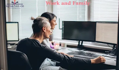 Balancing work and family, Aِre we working a lot? Tips for spending good time with our families