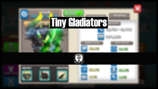 Tips cara cepat naik level di Tiny gladiators