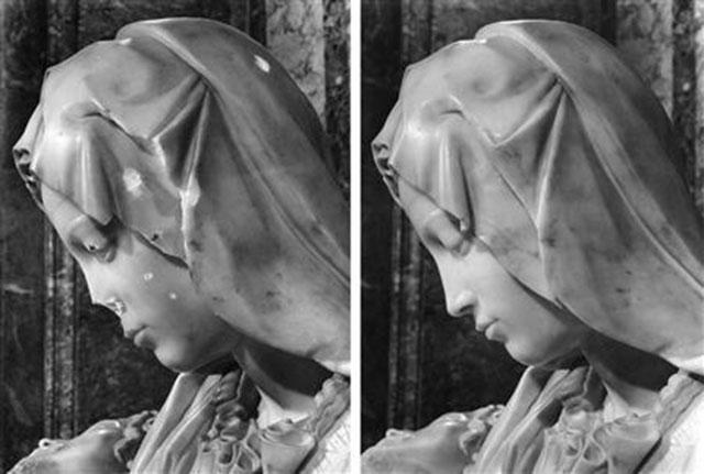 Patung Michelangelo