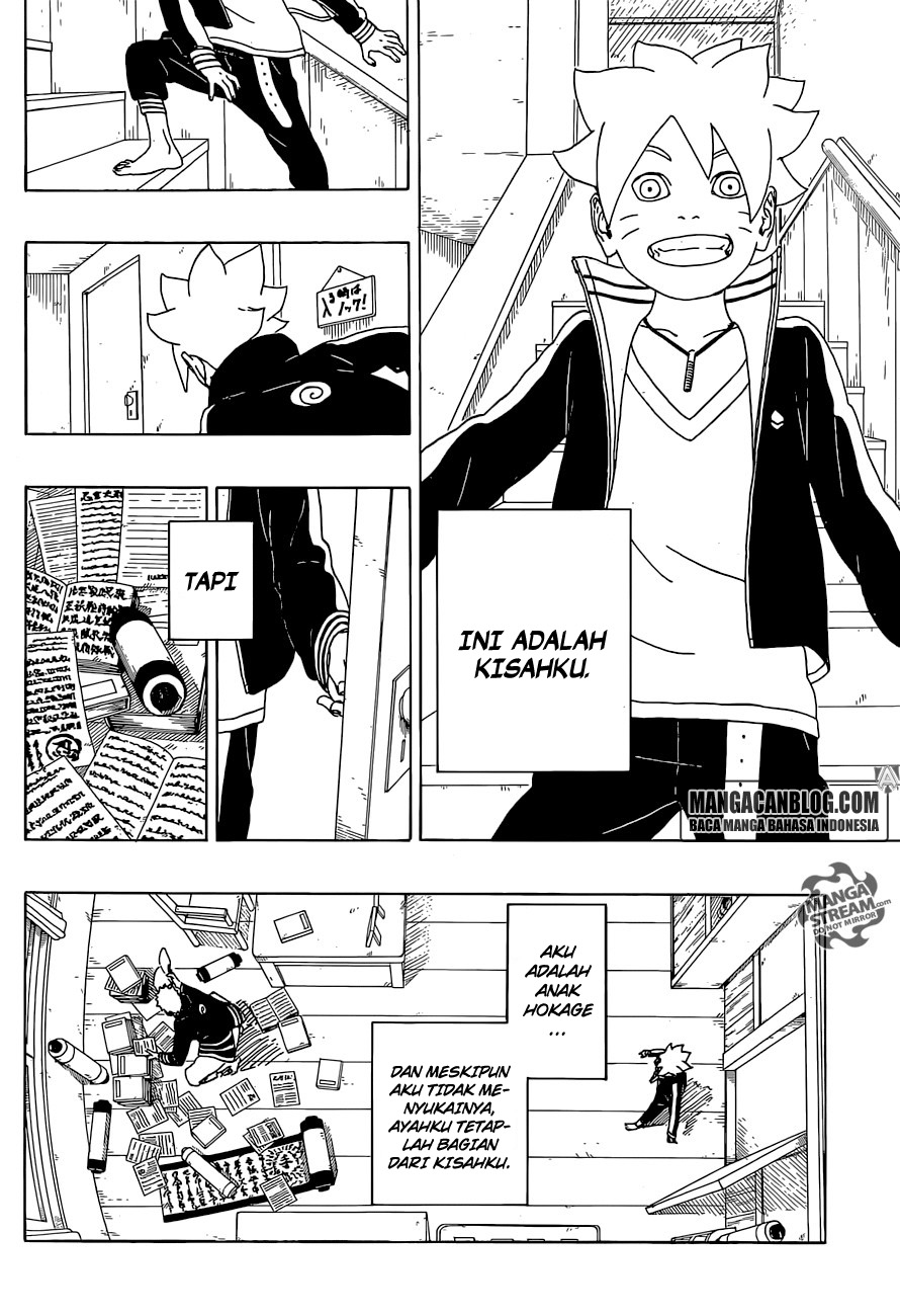 Boruto  Chapter 1 Bahasa Indonesia