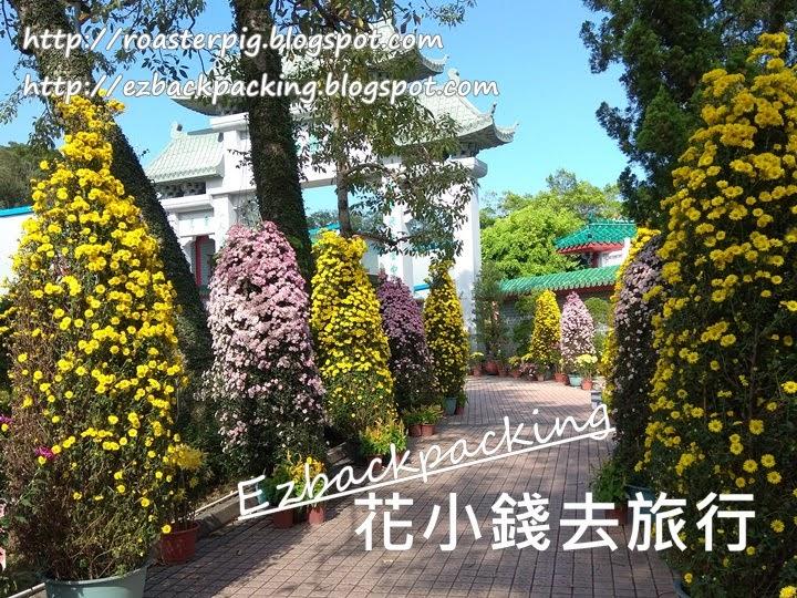 雲泉仙館菊花展2020