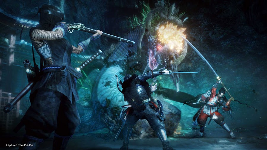 nioh 2 open beta november 1 ps4 november 2019 team ninja koei tecmo games sony interactive entertainment