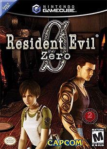RESIDENT EVIL ZERO - DISC #1