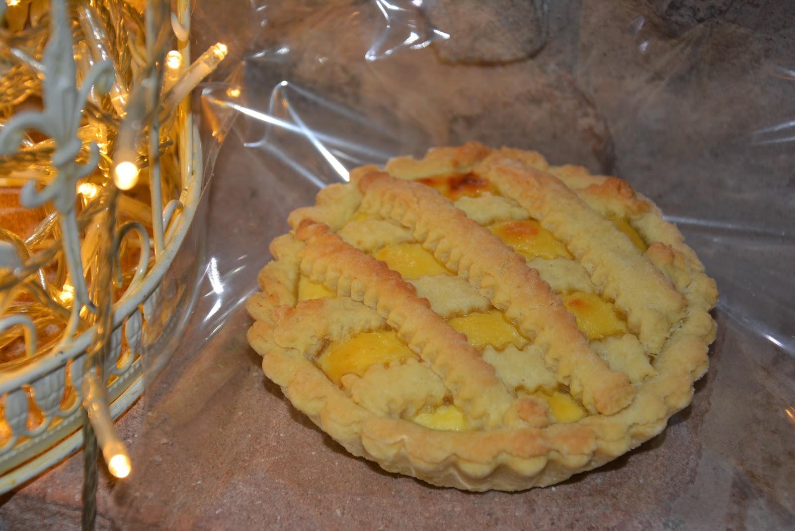 Azzuchef scuola di cucina dolce dicembre le crostate for Cucina dolce