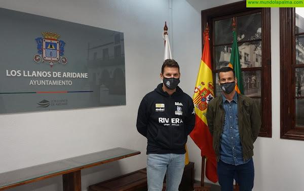 """El Ayuntamiento de Los Llanos felicita a Miguel Ángel Suárez elegido """"Mejor piloto de Canarias 2020"""""""