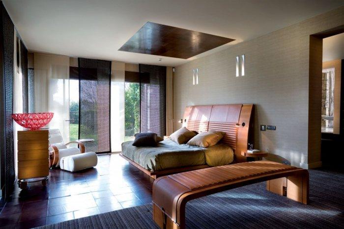 ديكورات غرف نوم 2019 الشياكة والذوق العالي